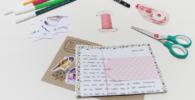 Como decorar una carta 2